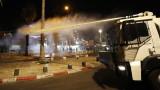 Нови тежки сблъсъци между палестинци и израелски полицаи в Йерусалим