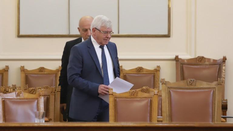"""Асоциация """"Пулмонална хипертония"""" обявява безсрочен протест за оставката на Ананиев"""