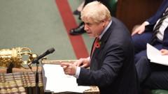 Камарата на общините одобри предсрочен вот във Великобритания на 12 декември