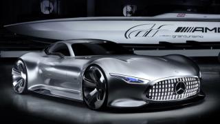 Mercedes се отказа от идеята да направи суперавтомобил