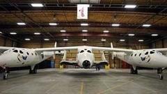 Virgin Galactic показа кораба за космически туристи