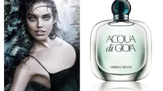 Acqua di Gioia - новият аромат на Armani