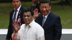 Китайски президент с първа визита във Филипините от 13 г.