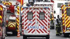 Взрив в Балтимор, има ранени
