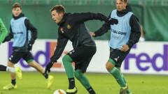 Треньорът на Рапид (Виена): Дано Дени Алар се махне от отбора