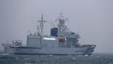 Китайски патрулни кораби навлязоха във водите на Япония