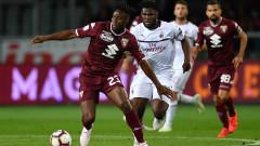 Торино запази шансове за Европа, бивш левскар с гол и червен картон