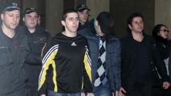 Съдът отказа да пусне от ареста биячите на Метин