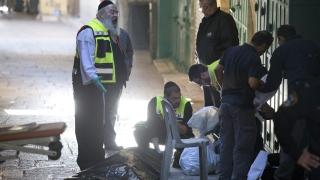 Двама убити и няколко души са ранени при стрелба в Йерусалим