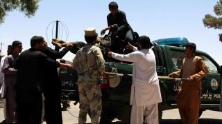 Талибаните: Войната в Афганистан ще свърши, когато НАТО си отиде