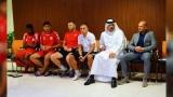 Цесекар стана треньор в Катар