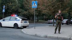 Четирима са ранени при експлозия в Донецк