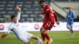 Димитър Митков и Серкан Юсеин нямат право да играят срещу Лудогорец