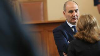 Цветанов очаква с нетърпение дебата по вота на недоверие