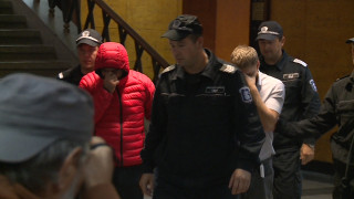 Постоянен арест за молдовците, обрали банкомат в Стара Загора