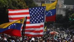 САЩ не искали военна намеса във Венецуела