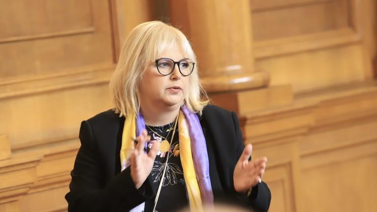 Мария Капон съзря овладяване на протеста и даване на време на Борисов и Гешев