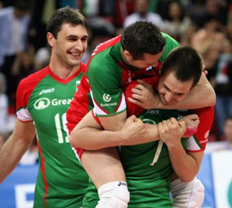 Официално: Георги Братоев е най-добрият разпределител на Олимпиадата