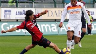 Отложиха Каляри - Рома заради опасения от безредици