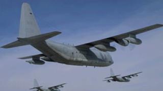 Военен самолет се разби в Италия