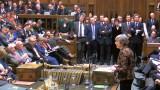 """Тереза Мей пред парламента: Няма """"План Б"""" за Брекзит"""