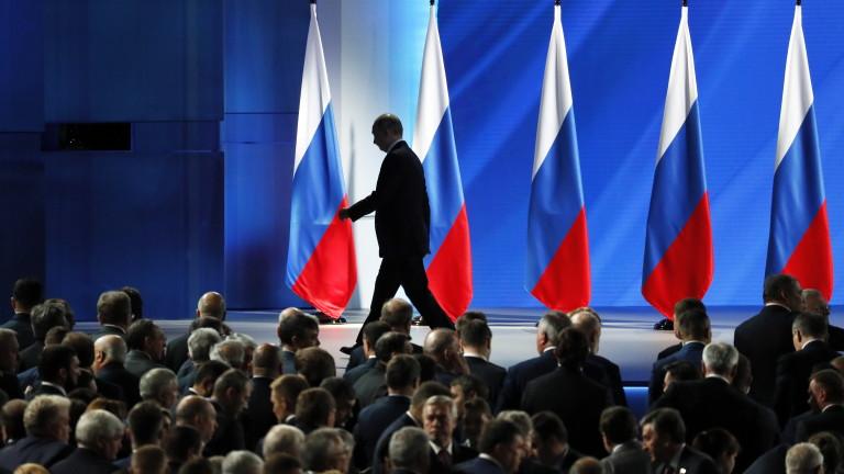 """Путин настоя петте ядрени държави да не допускат """"световна война"""""""