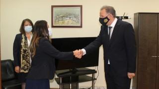 Д-р Стойчо Кацаров и Херо Мустафа обсъдиха Плана за възстановяване и устойчивост
