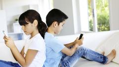 Смартфоните могат да причинят кривогледство