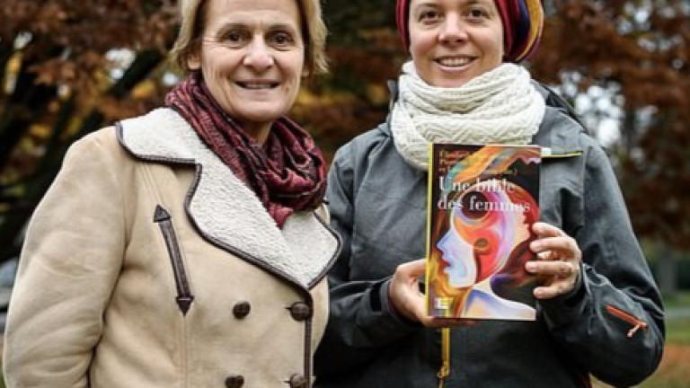 В епохата #MeToo теолози феминистки издадоха вариант на Библията, но за жени