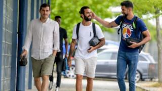 Изненада - Икер Касияс отново тренира с Порто!