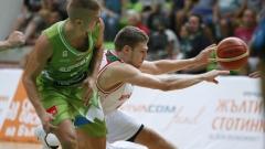 България с втора загуба в квалификациите за Евробаскет 2017
