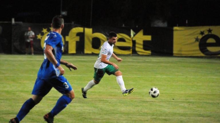 Пореден футболист на Берое попадна в полезрението на Левски