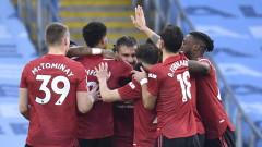 Безпогрешен Манчестър Юнайтед развенча мита за непобедимия Сити