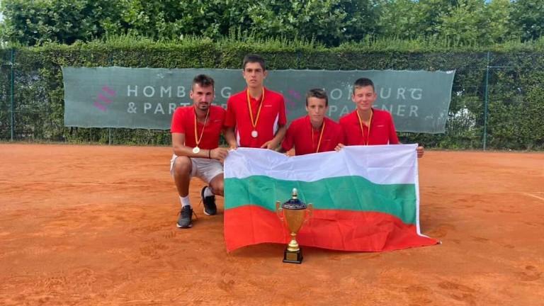 Юношите на България до 16 години се класираха за участие