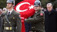 Влиянието на Турция трябва да излезе отвъд границите й, категоричен Ердоган
