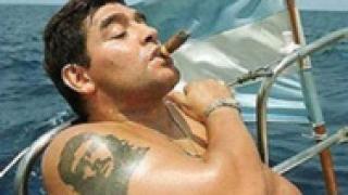 Марадона се извини на оператор за инцидента