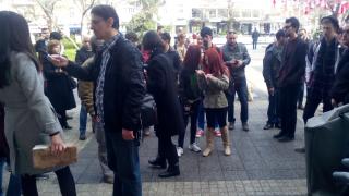 Варненци протестират срещу добив на шистов газ