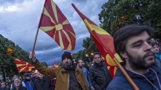 Разпускането на македонския парламент - противоконституционно