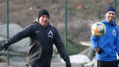 """Левски подменя изцяло халфовата линия, """"сините"""" водят финални преговори с полузащитник"""