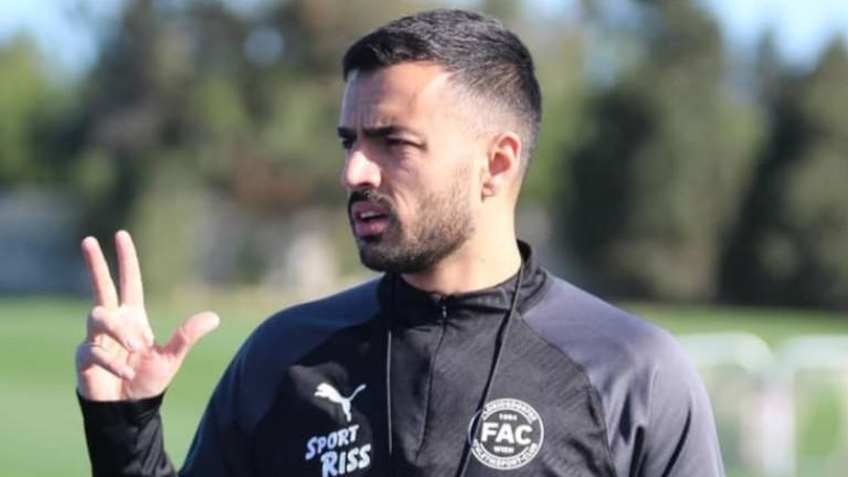 Българин е най-младият треньор в професионалния футбол в Австрия