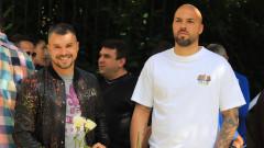 """Божинов и братя Цоневи не спират да тренират на """"Герена"""""""