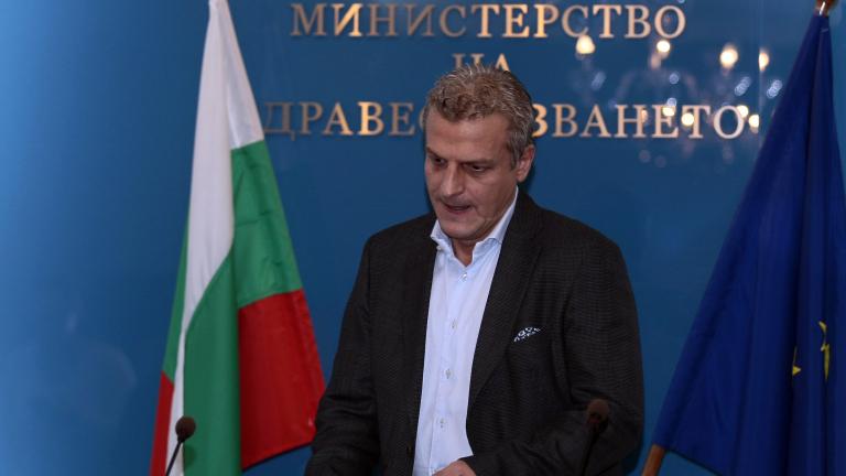 Повече няма да се занимавам с различни хиени, тропна Москов