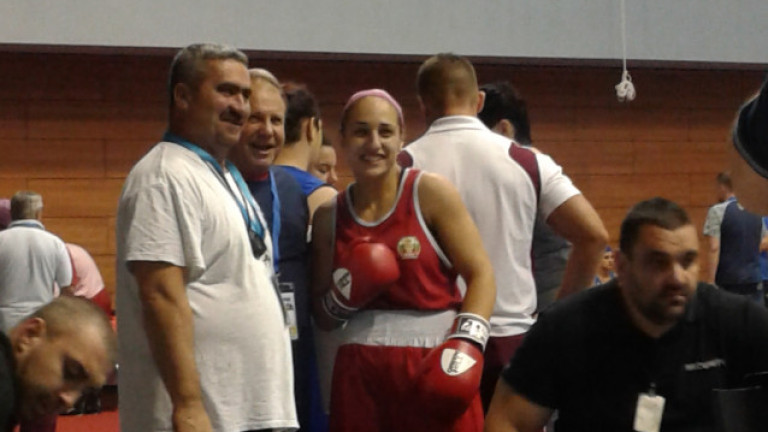 Европейска титла за България, Мелис Йонузова триумфира на шампионата в Румъния