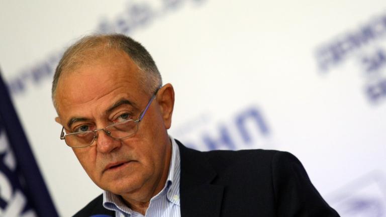 От ДСБ обясняват на Жоузеф Дол защо не искат коалиция с ГЕРБ