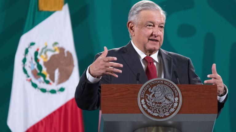 Мексико дава политическо убежище на Асандж