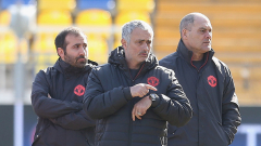 Жозе Моуриньо иска щаба си от Реал в Ман Юнайтед