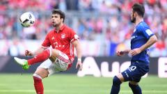 Атлетико пожела футболист на Байерн
