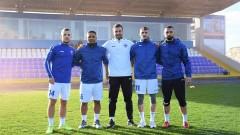 Треньорът на Спартак (Варна) увери: Нямаме футболисти с излишни килограми
