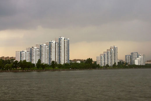 Цените на жилищата в Москва гонят 5000 долара за квадратен метър