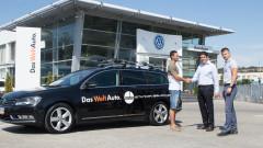 Станимир Беломъжев влезе в отбора на Das WeltAuto